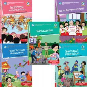 Buku Paket Kurikulum 2013 Kelas 4 SD Edisi Revisi 2019